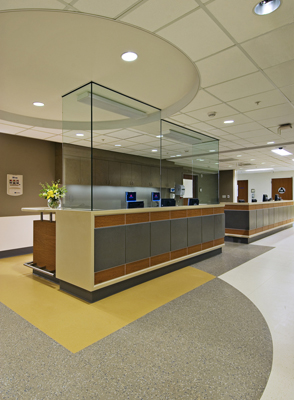 Patient Safety Top Of Mind For Medical Center And Design