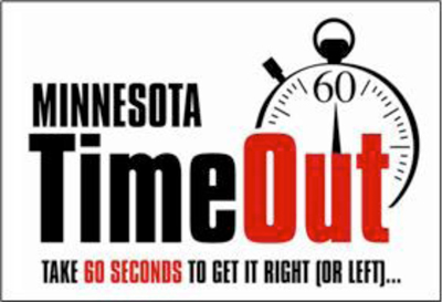 Figure 3. Minnesota Time Out Campaign Logo