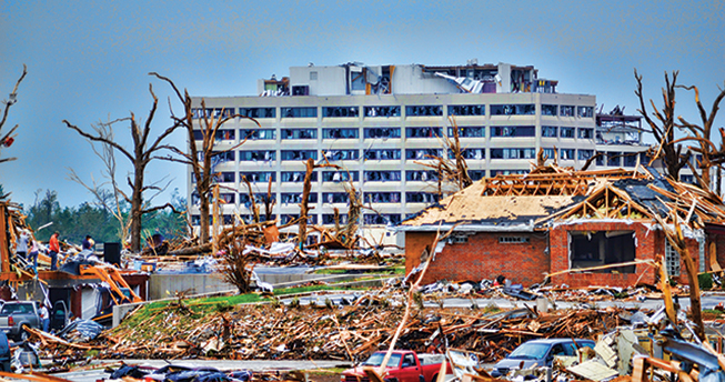 St. John's Regional Medical Center in Joplin Missouri